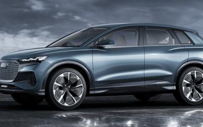 Test Audi e-Tron: geen trendsetter, maar wel erg goed