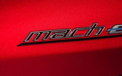 Ford bevestigt: Mustang Mach E laadt ook sneller in Europa