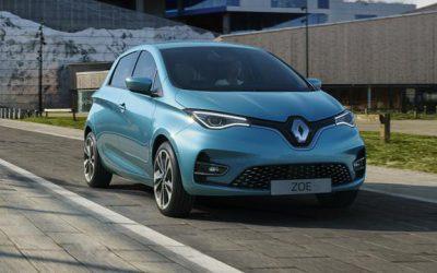 Renault Zoe lost Tesla Model 3 af als bestverkochte elektrische auto van Europa