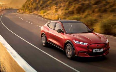 Mustang Mach-E begin 2021